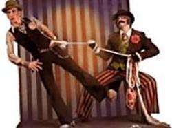 Yard Dogs Broadway Freddy and Leighton.