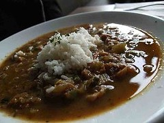 Yats' gumbo: Now appearing at Jack's? - T. PALMER