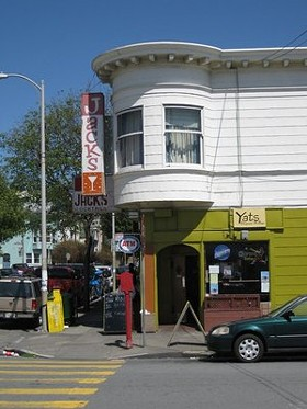 Yats is movin' on out of Jack's Club. - LUIS C./YELP