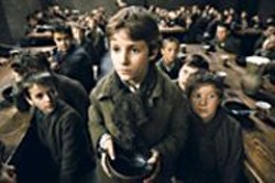 GUY  FERRANDIS - Yeah, Give Him Some More: Barney Clark - as the young ragamuffin in Roman - Polanski's Oliver Twist.