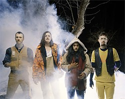 Yeasayer reaps blog hosannas.