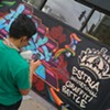Estria Invitational Graffiti Battle Starts Tomorrow