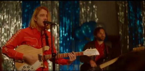 Yes, that's Christopher Owens, not Buck Owens.