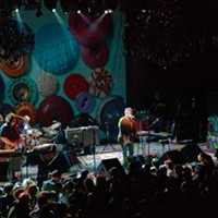 Yo La Tengo and Sic Alps at the Filmore