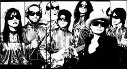 GREG KADEL - Yoko Ono Plastic Ono Band