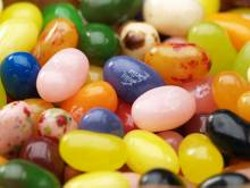 You know Mitt Romney wants to say it: A jelly bean would make a better president than Santorum.