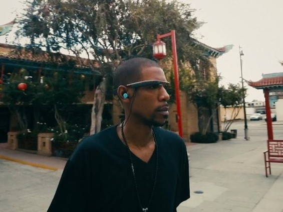 Young Guru, pulling these off better than most people, which really isn't saying much.