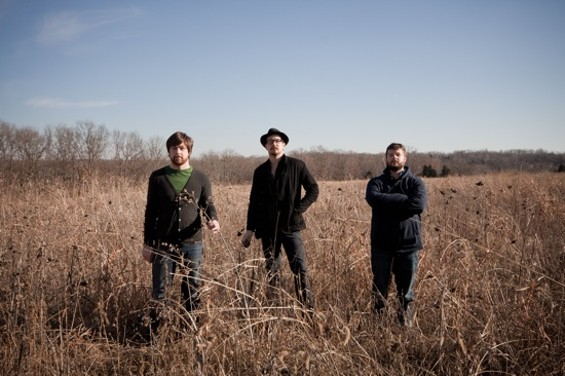 Young Widows perform Friday at Thee Parkside - NICK THIENEMAN