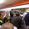 BART Protest: Trains Running on Time -- So Far
