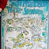 Your Water Rates May Be Going Up -- But the PUC Will Still Happily Give You a Cartoon Map of City Reservoirs For Free