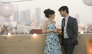 Zooey Deschanel and Joseph Gordon-Levitt in (500) Days of Summer. - FOX SEARCHLIGHT