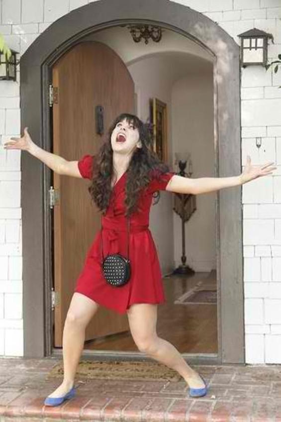 Zooey Deschanel as Jess in New Girl - FOX.COM