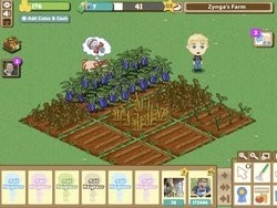 Zynga's smash hit, FarmVille