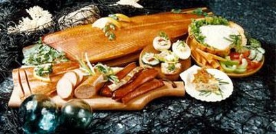 Love Smoked Salmon