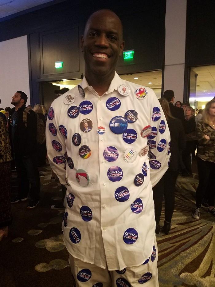 WA elector Chris Porter
