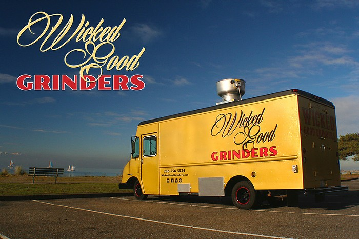 Wicked Good Grinders Seattle Wa The Stranger