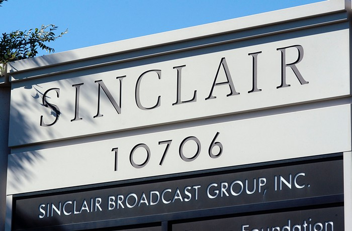 Sinclair owns KOMO and could own rival Q13 soon too.