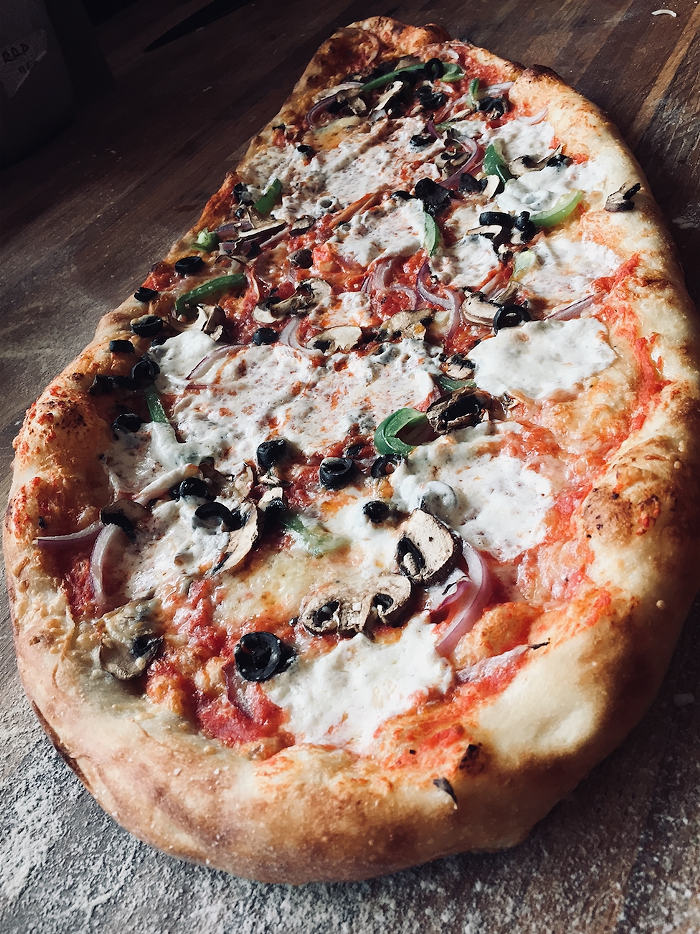 Chef Richard Cano Is Re Opening This Vinyl Themed Pizzeria Hell Keep Much Of The Restaurants Menu And Aesthetic Same But Plans To Introduce A New
