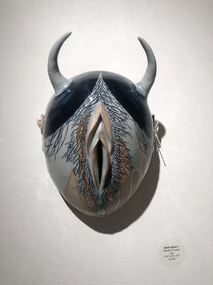 Battle Mask #1