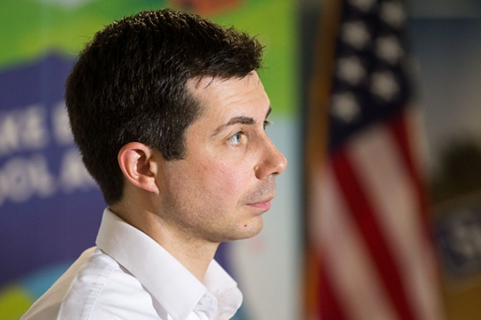 Mayor Pete, whisperer to the blow up the system constituency.
