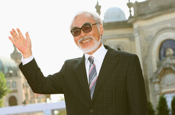 Hayao Miyazaki must be one rich dude after his HBO Max deal.