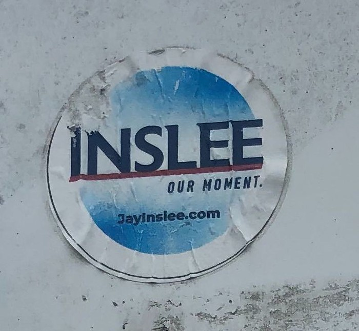 Remember when Jay Inslee ran for president 1000 years ago?
