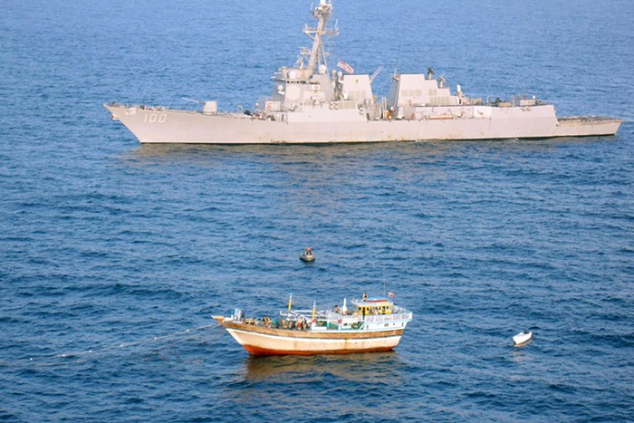 The USS Kidd, which is based in Everett, has 33 sailors whove tested positive for COVID-19.