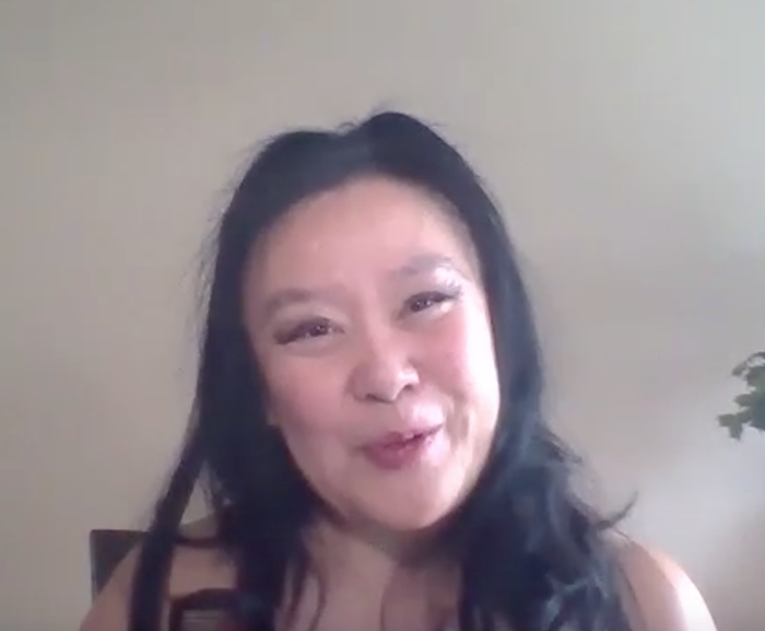 Kathy Hsieh is a theater artist.
