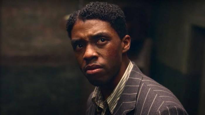 Chadwick Boseman in Ma Raineys Black Bottom.