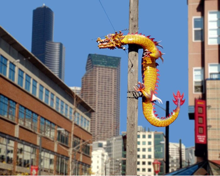 Fancy $6 popcorn alligator fromCrawfish King? Chinatown-International District restaurants and businesses will offer special$3, $5, or $6 bites, drinks, and retail items at Saturdays Lunar New Year Food Walk.