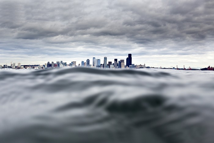 Seattle is going under? For real this time?