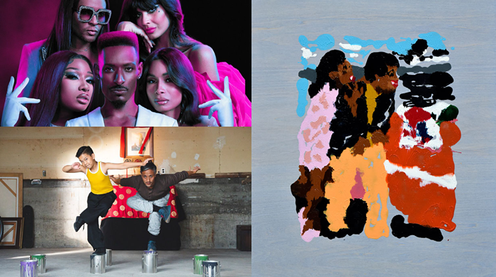 This week: We're watching Megan Thee Stallion judge voguing, kung fu battles set in Seattle, and an in-person art opening at one of our favorite galleries.