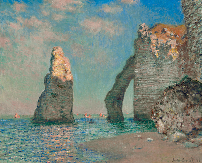 Doesnt getting lost in a Monet painting sound really nice?