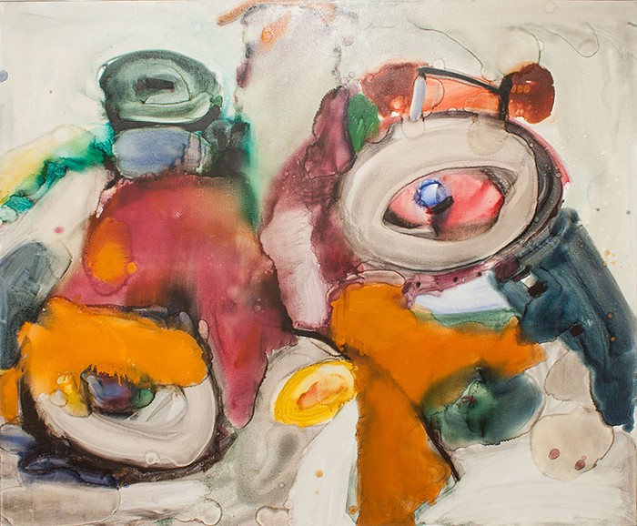 A retrospective of paintings by the late Northwest artist Alden Mason opens at the Bellevue Arts Museum this Friday.