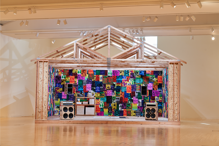 Now you can rock out at an art museum.