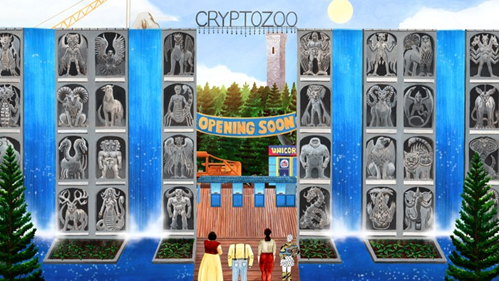 Ive been DYING to see Cryptozoo.