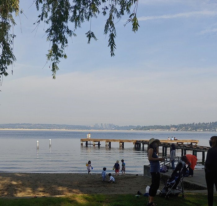 Seattles famous watery grave is ready for a very hot summer.