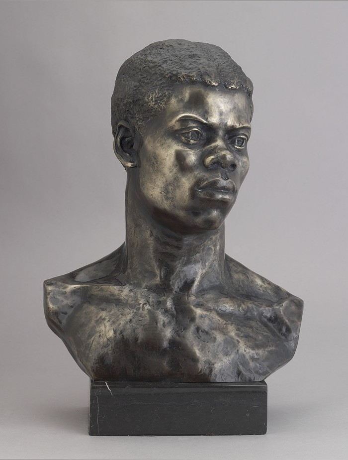 African American sculptor May Howard Jackson's
