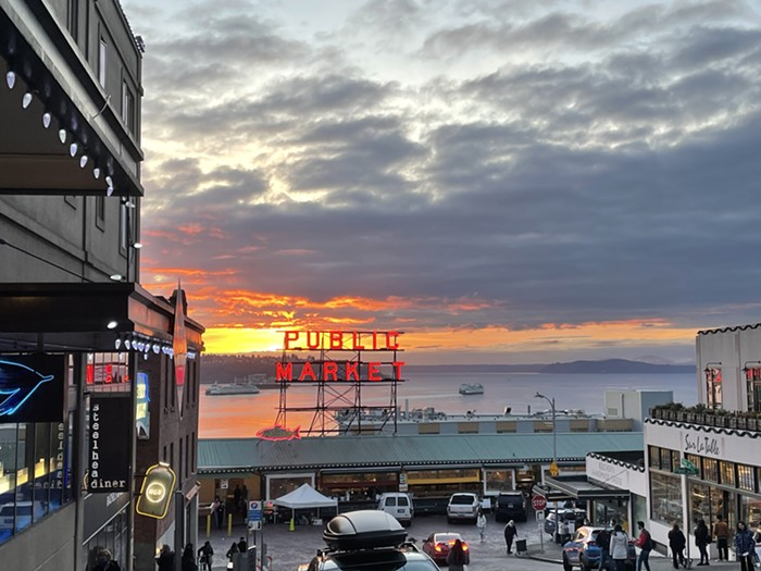 For its 114, we should give Pike Place the gift of no cars.