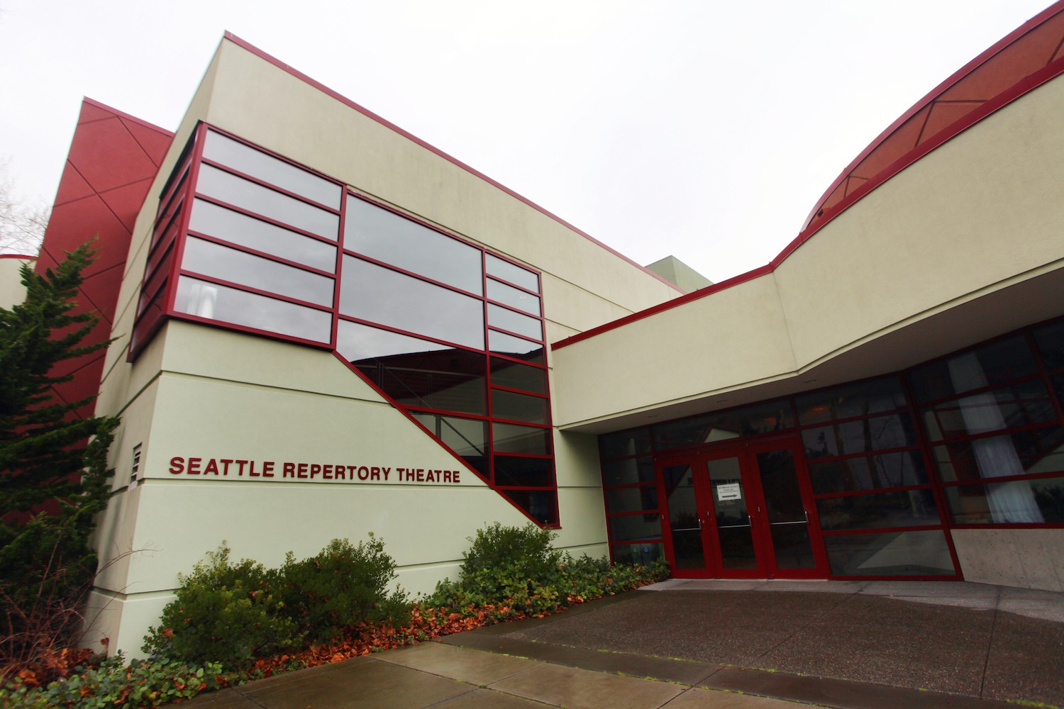 In the Heights at Seattle Repertory Theatre in Seattle, WA