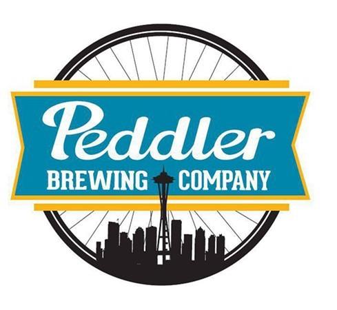 Joke Peddlers at Peddler Brewing Company in Seattle WA on Fri