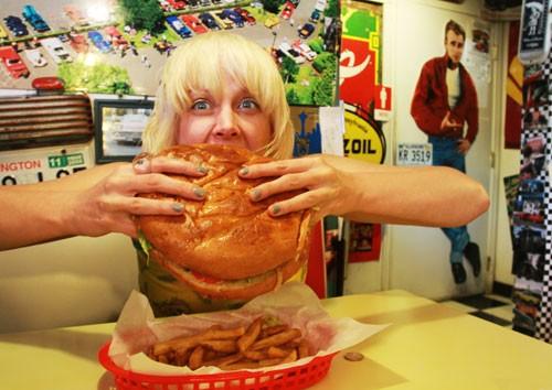 Triple Xxx Burger 99