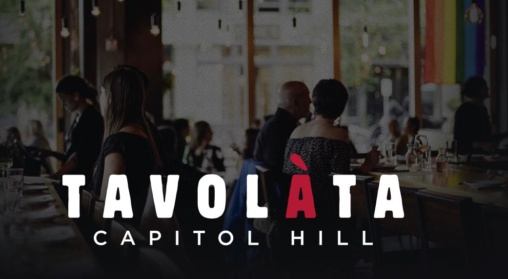 Hamilton Menu At Tavolata At Tavolata Capitol Hill In Seattle Wa