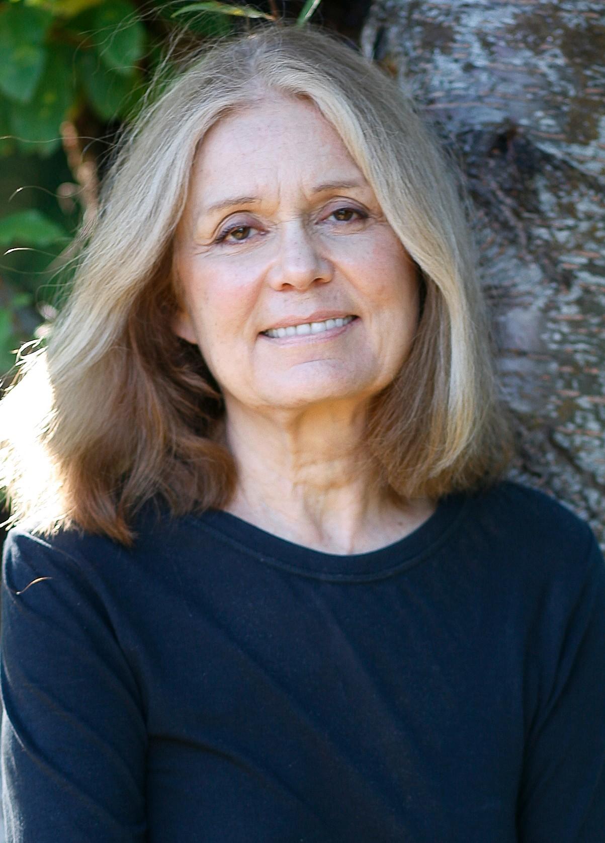 Gloria Steinem In Conversation With Cheryl Strayed At
