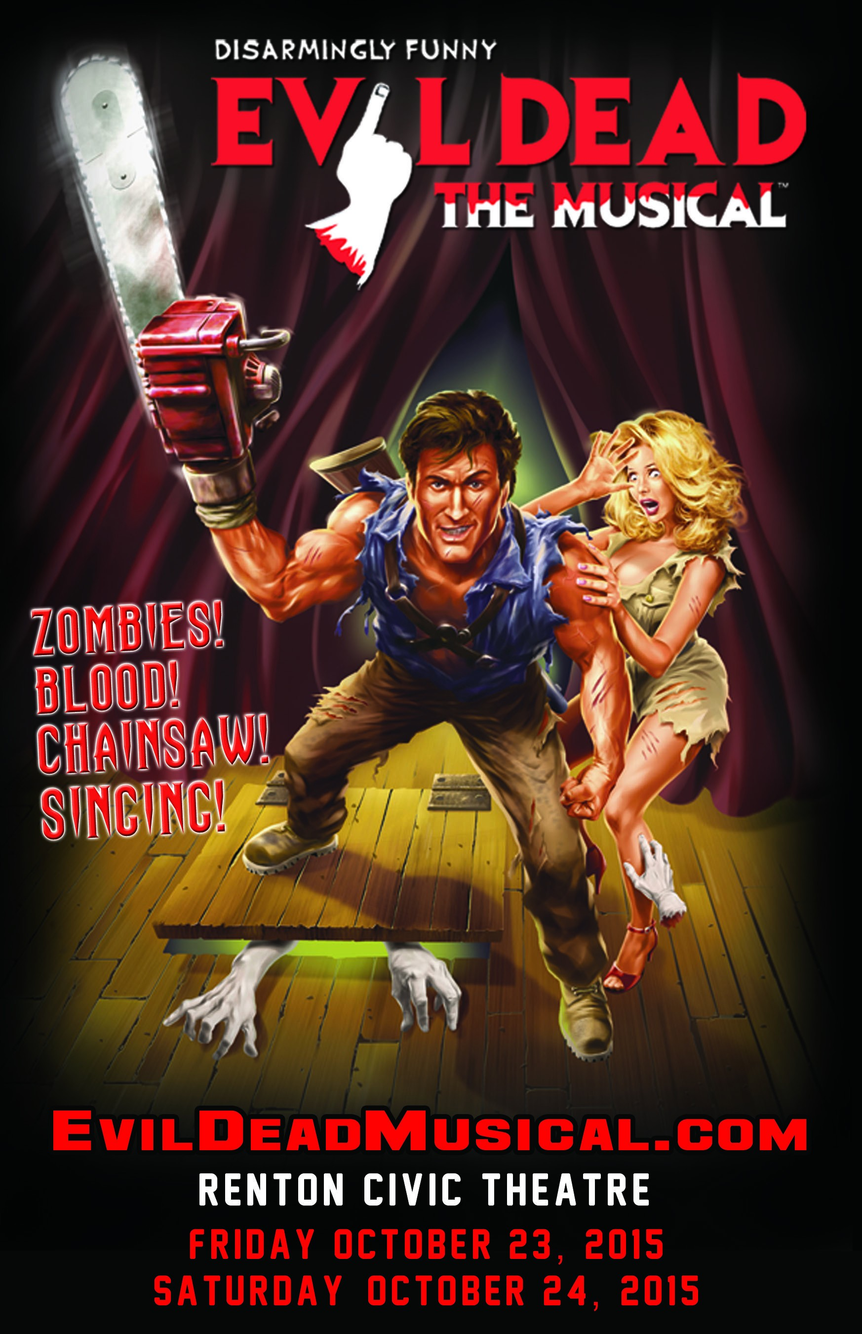 Movie-musical Evil (2019) 33