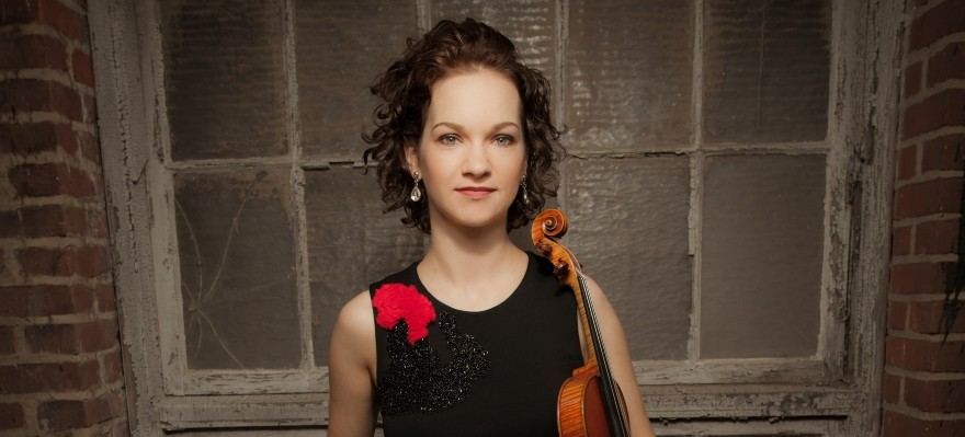 Hilary Hahn in Recital at Benaroya Hall in Seattle, WA on ... Hilary Hahn