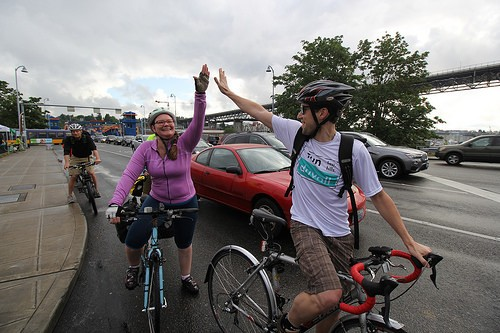 South Dakotans Gear Up for May 19th Friday's Bike-to-Work Day