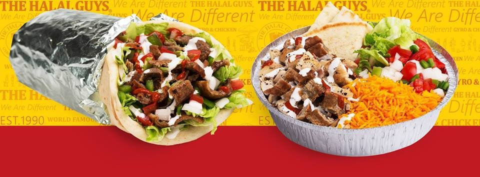 Manhattan Gyro Stand In The 1990s Evolved Incredibly Fast To Become A Booming Company With Franchises Dotting Entire World Now Halal Guys Are