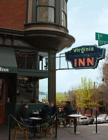 Virginia Inn Seattle Wa The Stranger