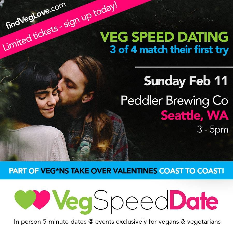 Speed dating seattle area